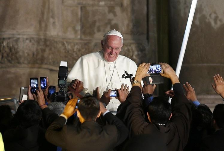 Instructivo sobre el trámite del visado requerido por periodistas para el cubrimiento de la Visita Apostólica del Papa Francisco