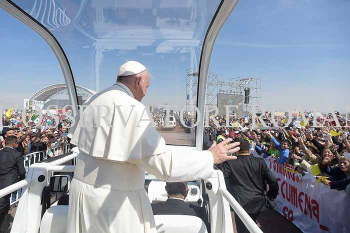 El Papamóvil colombiano se conocerá este lunes en Bogotá