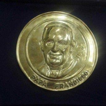 Visita del Papa Francisco a Villavicencio tendrá moneda conmemorativa.