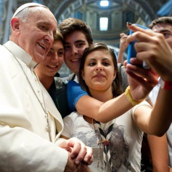 Jóvenes que quieran hacer parte del encuentro con el Papa Francisco, aún tienen tiempo de inscribirse
