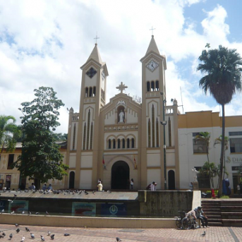 Villavicencio: Reconciliémonos en Dios, con los colombianos y la Naturaleza