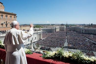 Villavicencio adelanta inscripción de voluntarios para actividades públicas del Papa Francisco